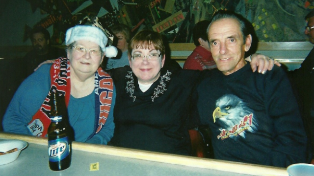 16 Gail Volpe (left), Gone but not forgotten.
